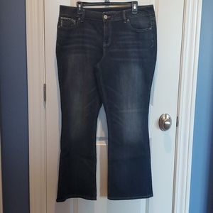 Maurices DenimFlex Embroidered Bootcut jeans